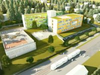 Új iskola a Völgy utcában
