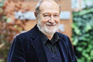 Kerületünk díszpolgára, Dr. Juhász Árpád geológus bolygónk jövőjéről tart előadást